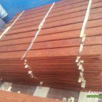 деревянный забор В15